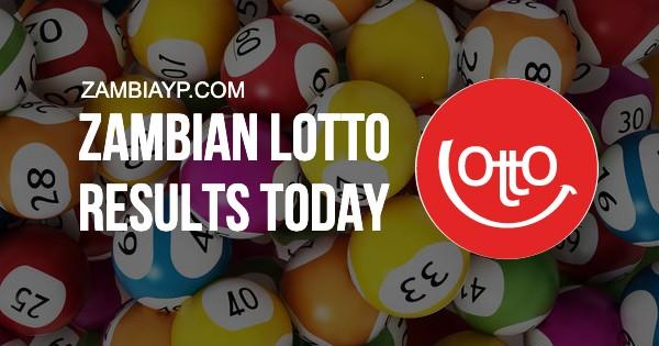 Zambian Lotto Results - Zambian Lotto Winning Numbers