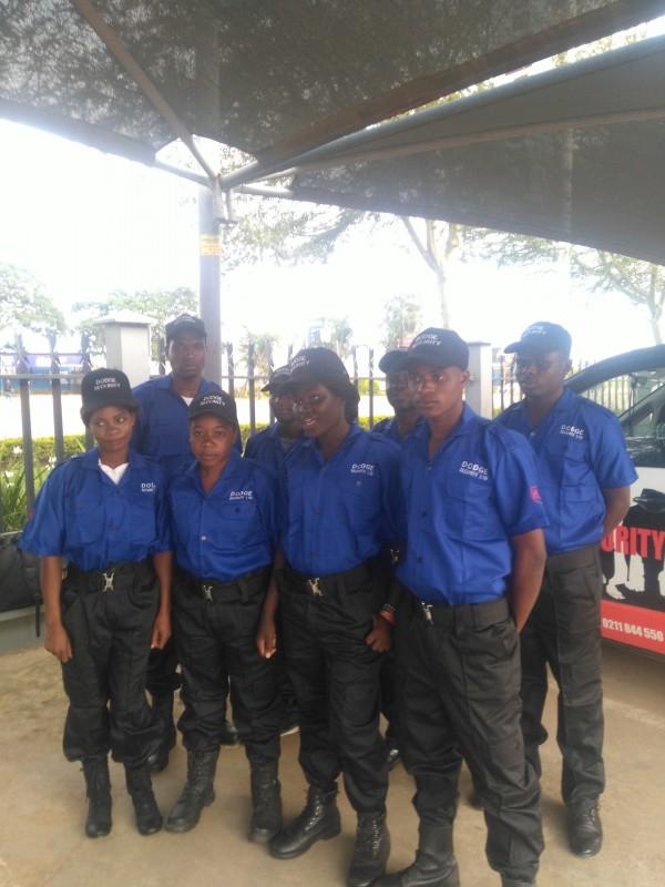 Dodge Security Limited Lusaka Zambia Contact Phone Address
